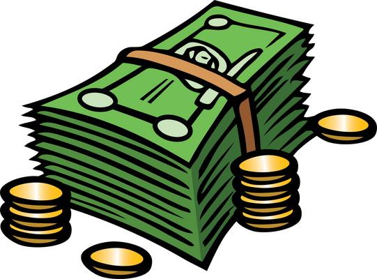 איור של כסף