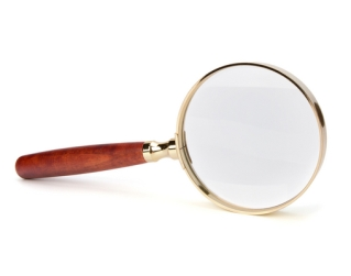 hand magnifier